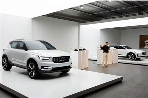 volvos   series  play key role  indias premium small car market car news luxury