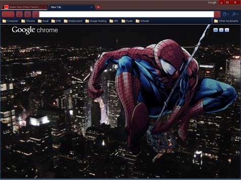 google themes video 5 best looking super heroes themes for google chrome