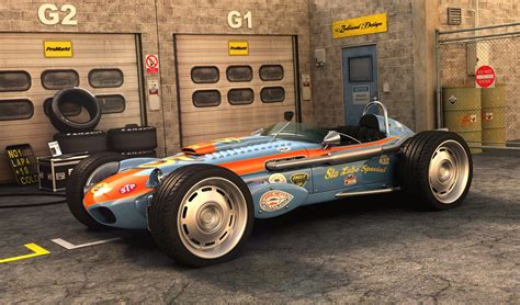 Seven Auto by Caterham 7 Indy Custom
