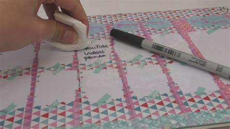 abwaschbares whiteboard selber machen organisat - Whiteboard Selber Machen