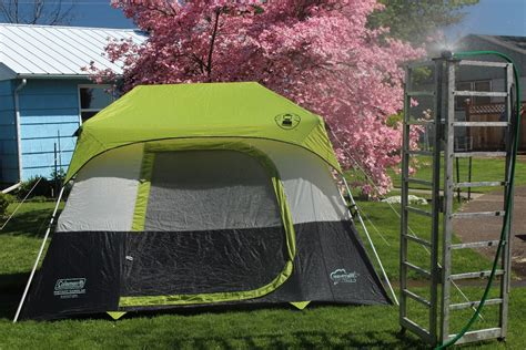 Coleman Instant Cabin by Coleman Instant Cabin 6 With Fly 7 Ireviewgear