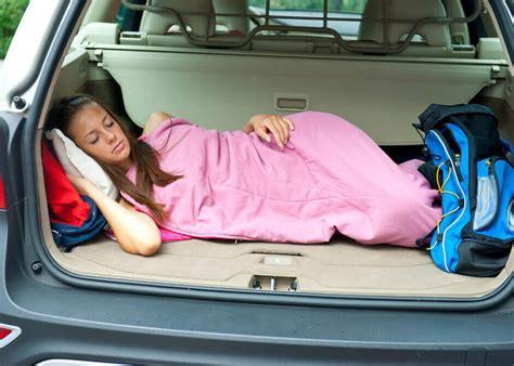 im auto schlafen tipps ist im auto 252 bernachten erlaubt oder verboten