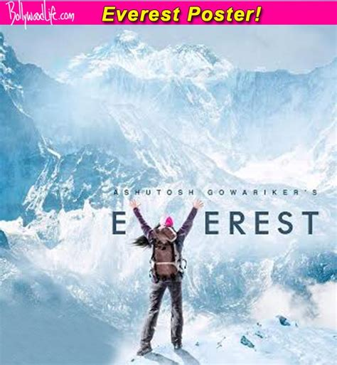 everest film showings first look the poster of ashutosh gowariker s tv show