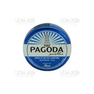 Pagoda Pastiles Mint jual beli fisherman s original strong k24klik