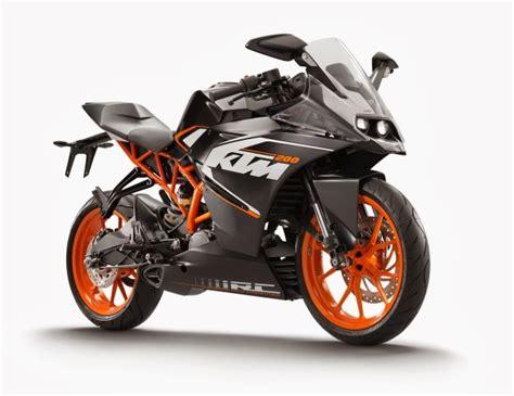 Ktm Duke Rc 200 Ktm India To Launch 4 New Bikes Rc200 Rc390 390