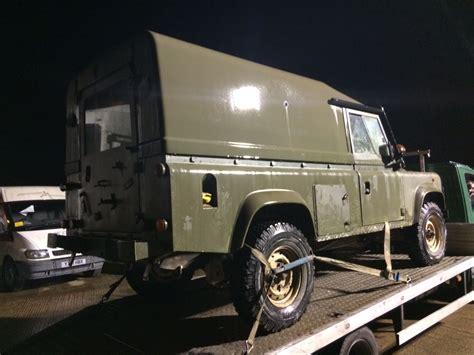 land rover defender diesel 1987 land rover 110 defender tithonus 2 5na diesel