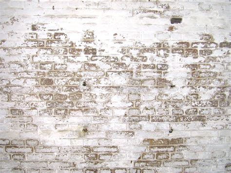 white brick wall wallpaper wall decor image after textures white plastered wall bricks dirty