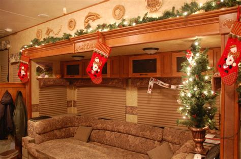 travel trailer decorating ideas pine near rv park and cground decorate your rv or