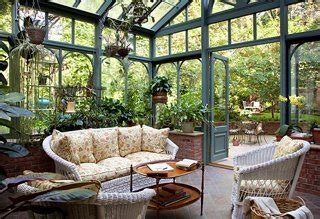table home living outdoor garden conservatory lush garden ideas from the dreamiest conservatories