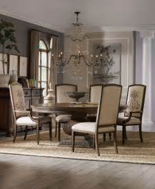 72 Round Dining Room Table hooker furniture dining room rhapsody 72 quot round dining