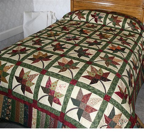 Handmade Bed Quilts - quilts amish loft