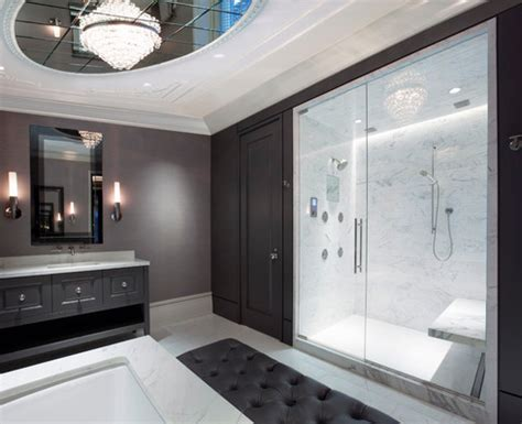 master bathroom ideas houzz master bathroom remodels are going high tech