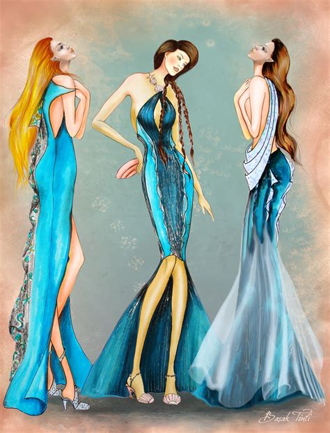 themes for fashion design collection daughters of poseidon fashion collection 1 by basaktinli