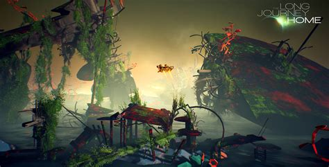 journey house space exploration rpg the long journey home to release on pc on may 30th