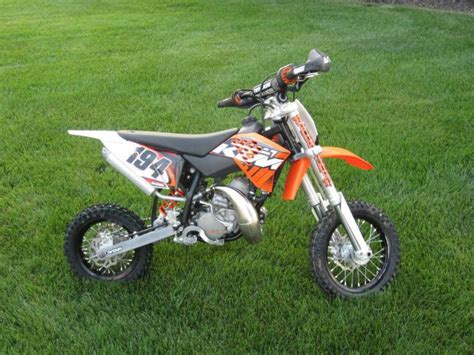 Ktm 50 Racing 2012 Ktm 50 Sx Sr 6000 Invested Th Racing For Sale