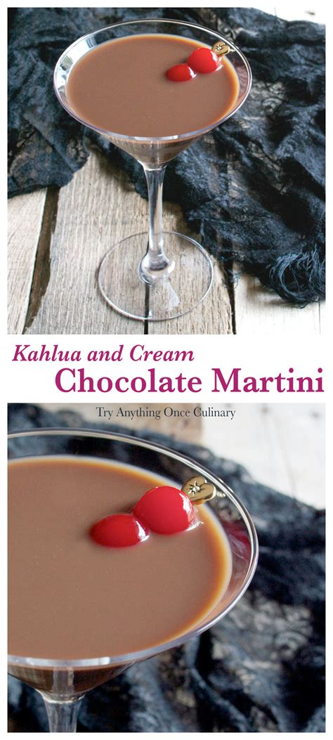 chocolate martini recipes chocolate martini kahlua