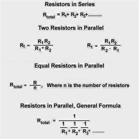 power of resistors in series resistors in series eee community