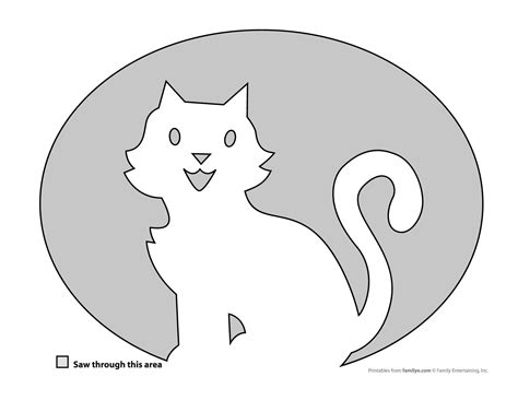 Cat Templates For Pumpkin Carving by Free Pumpkin Carving Patterns Bbt