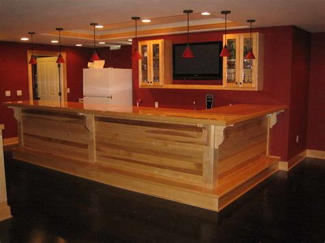 How To Build A Bar Top by How To Repairs How To Build A Bar Pipes Funnel How