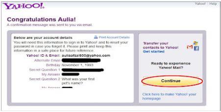 membuat alamat email yahoo baru membuat email yahoo daftar email yahoo mail baru