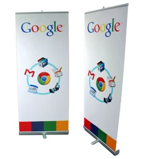 exhibition banners portable display banners