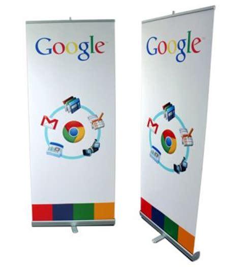 google portable display banners