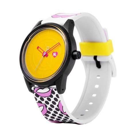 Jam Tangan Wanita Qnq Qq Q Q Putih jual q q smile solar harajuku gwen stefani rp00j836y jam tangan wanita putih hitam