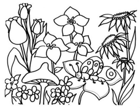 spring coloring pages toddlers spring coloring pages for kids coloring lab