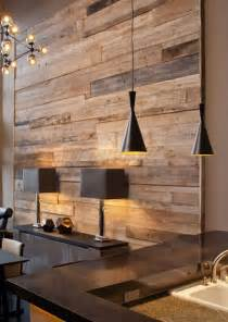 wood panel accent wall how to use reclaimed wood in your home euro style home