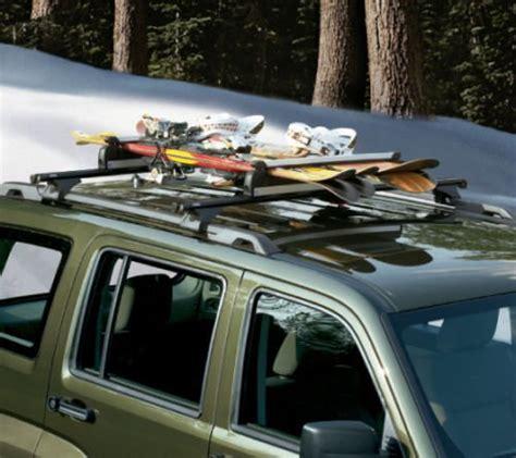 2008 jeep liberty sport roof rack genuine oem mopar kk jeep liberty cargo roof racks