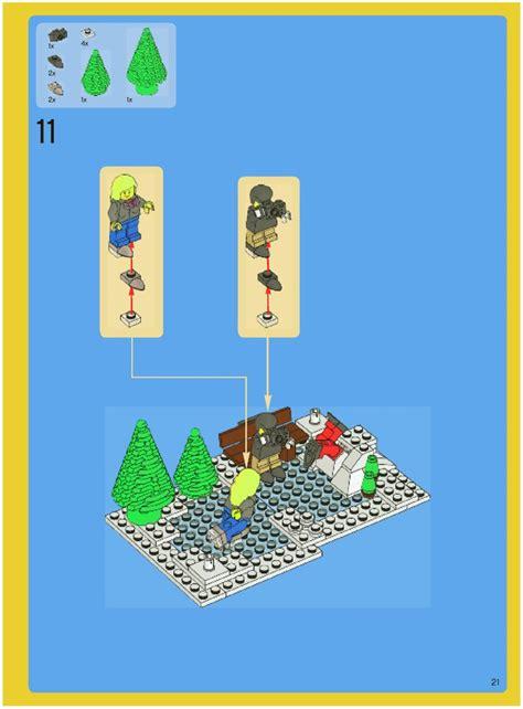 Lego 10216 Advanced Models Winter Bakery lego winter bakery 10216 town