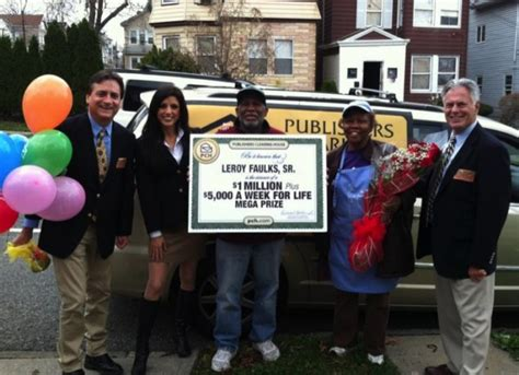 Where Does Publishers Clearing House Money Come From - what i would do if i won 1 million 5 000 a week the frugal free gal