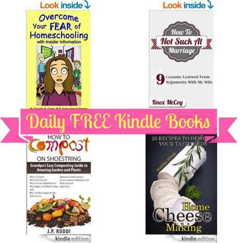 daily free kindle books overcome your fear of