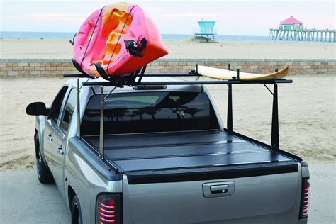 tonneau cover rack bak 72406bt tacoma bakflip cs tonneau cover rack ebay