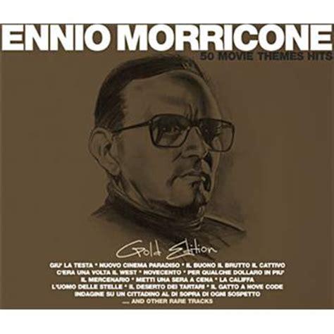 gold edition 3 cd ennio morricone cd album achat
