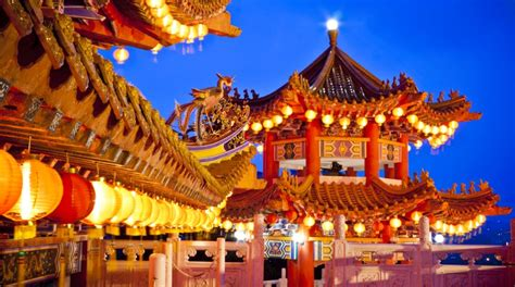 thean hou temple  kuala lumpur malaysia lonely planet