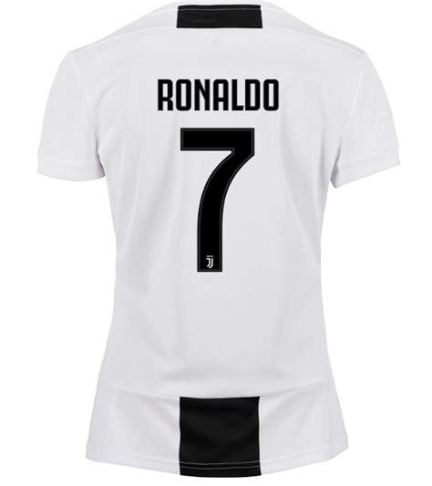 ronaldo juventus maglia nuova prima maglia juve ronaldo donna 2019