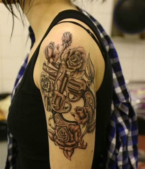 female rose sleeve tattoo sleeve designs for sleeve tattoos