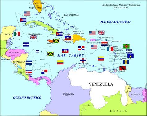 imagenes satelitales mar caribe isla mar caribe mapa