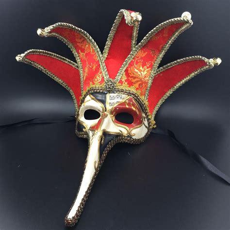 Handmade Masquerade Masks - carnival mask masquerade mask italy venice handmade