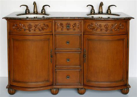 58 inch bathroom vanity 58 inch dorset vanity