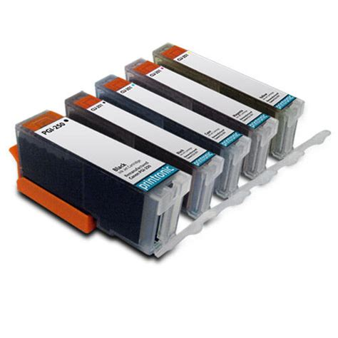 5pk canon pgi250 pgi 250 cli251 cli 251 ink cartridge pixma mg7120 ip7220 mg5420 ebay
