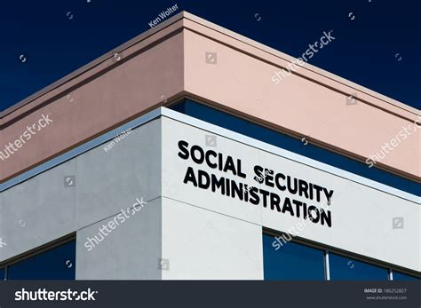 Social Administration Office by Social Security Administration Office Building In The