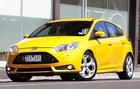 focus st review ford focus st review caradvice