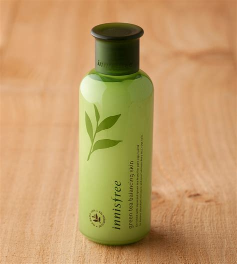 skin care green tea balancing skin innisfree