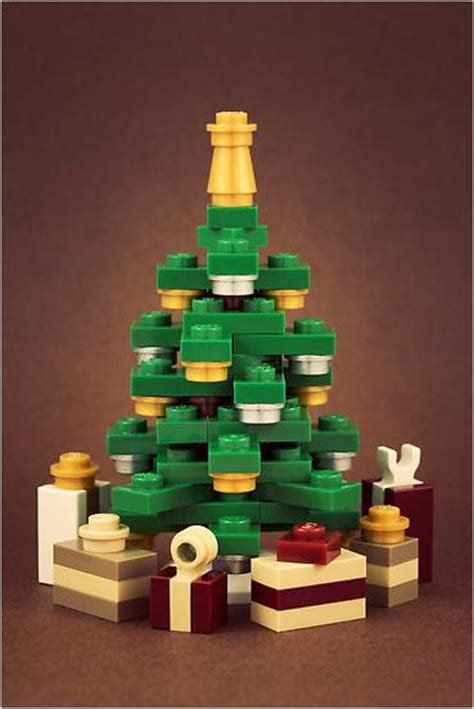how to make a lego christmas tree blxbrx black s bricks make your own lego decorations with powerpig