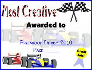 pinewood derby certificate template 1000 images about pinewood derby ideas on