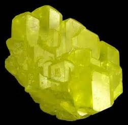 what color is sulfur sulfur md 178943 agrigento girgenti italy mineral