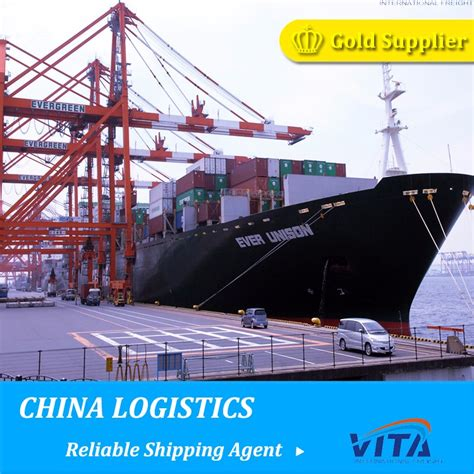 china internationale logistieke bedrijven air cargo zeevracht service vracht agenten product