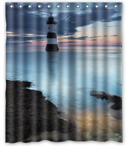 Lighthouse Shower Curtains Lighthouse Shower Curtains Shower Curtains Outlet